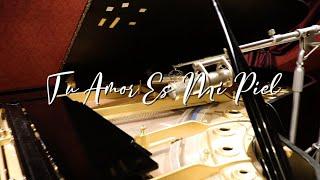 Nikki Alva & Diego Galé - Tu Amor Es Mi Piel (Official Lyric Video)