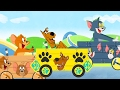 Tom and Jerry Boomerang Make and Race THE BEGINNING 2 / Cartoon Games Kids TV