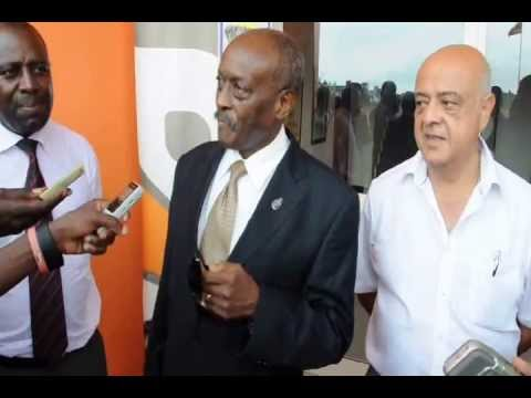Minister for East Africa Community Affairs visits Roofings