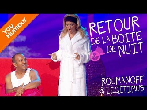 A.ROUMANOFF & Pascal LEGITIMUS - Retour de boîte de nuit