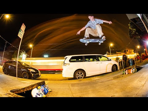 Elijah Akerley's Skatin and Driftin Part