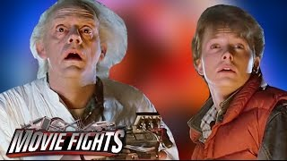 Dream Back to the Future Sequel - MOVIE FIGHTS!