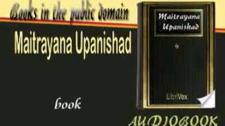 Maitrayana Upanishad Audiobook