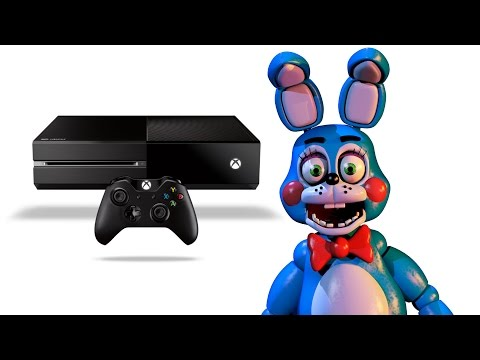 Five Nights At Freddy's Coming To Consoles?