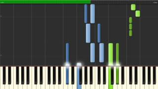 Scorpions - Maybe I Maybe You (Piano Tutorial | Synthesia)