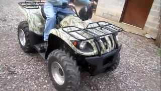 Kazuma Jaguar 500 ATV for SALE 4x4 NEW 500 cc - SOLD 9/2015