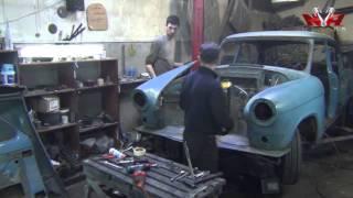 видео ГАЗ 21