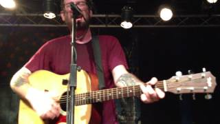 Sean Bonnette of Andrew Jackson Jihad - Big Bird Live at The Champ, Lemoyne PA 4/19/13