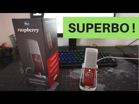 Microfono a condensatore PORTATILE 👌 Professionale & USB
