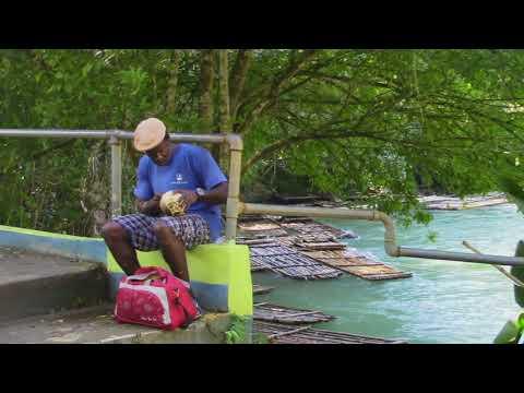 Kiteboarding Spot in Jamaica Brian Schurton Tour Guide slidshow vid