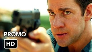 "Tom Clancy's Jack Ryan (Amazon) ""Critics"" Promo HD - John Krasinski action series"
