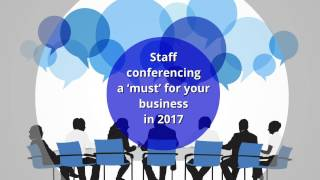 Corporate Challenge Events - Staff conferencing a 'must' for your business in 2017