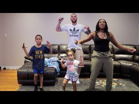 FAMILY DANCE OFF!!!