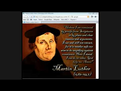 Martin Luther and Islam by Jason Burns