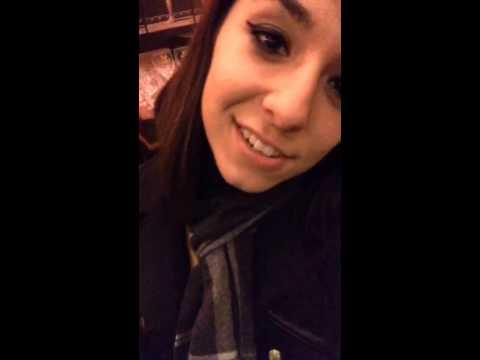 Christina Grimmie - Snapchat - YouTube