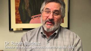 Dr. Ruben Martinez - Neoliberalism & Public Higher Education