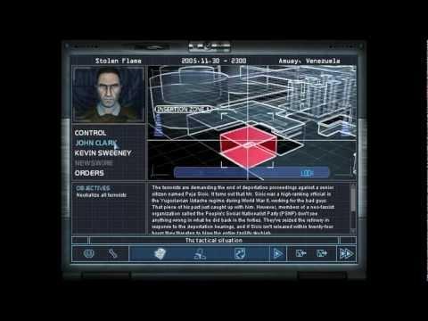 Rainbow Six 3: Raven Shield - Mission 1: Stolen Flame