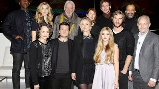 The Hunger Games: Mockingjay - NYC Press Conference (PART 1 - 40 Minutes)