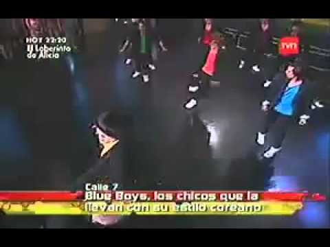 [DEBUT]Blue Boys - Mr. Simple [TVN Calle 7] [22 Septiembre 2011] Videos De Viajes
