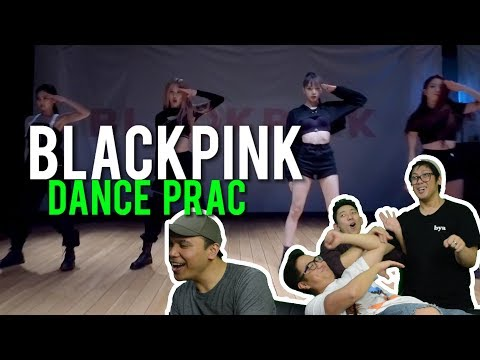 BLACKPINK - DON'T KNOW WHAT TO DO + KILL THIS LOVE (DANCE PRAC Reactions)