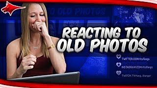 OH MY GOD!!! REACTING TO OLD PHOTOS!! - FANGS