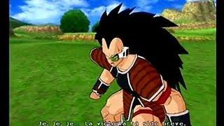 Dragon Ball Z Budokai Tenkaichi 3 Version Latino *BETA* Modo Historia (Gameplay)