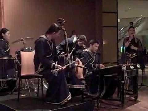 "Music for Film ""Mongol""  - video2"