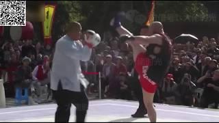 Gambar cover Tai Chi Kickboxer vs Kung Fu Master ft. Lei Lei (Xu Xiaodong's first opponent)