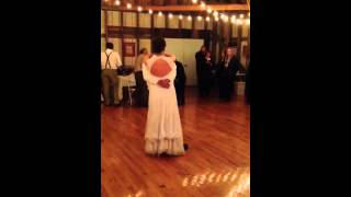 Worthington Wedding Dance