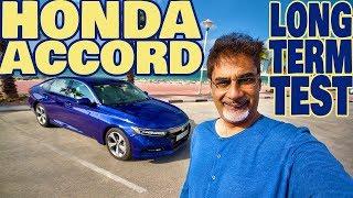 Honda Accord Long term test wrap & my Accord history