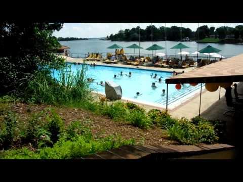 Tour of the Tides Inn Resort