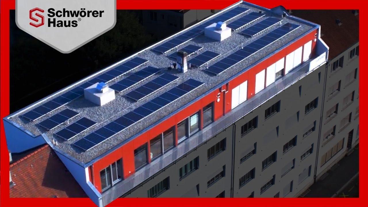 Dachaufstockung Flachdach Aufbau Kosten Flyingspaces Von