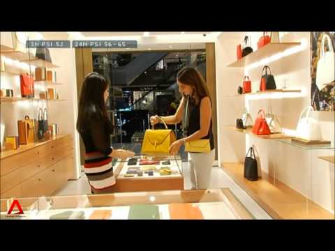 SINGAPORE: Luxury goods sales expected to grow by 6% in 2014