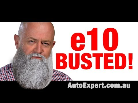 e10 Fuel Problems (It's not clean or green - or a good deal for you.)   Auto Expert John Cadogan
