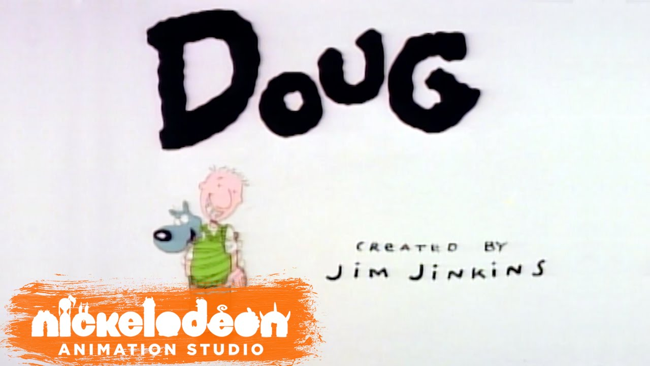 doug theme song hq episode opening credits nickelodeon