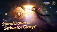 Stand Down or Strive for Glory?   2019 M1 Official Trailer   Mobile Legends: Bang Bang