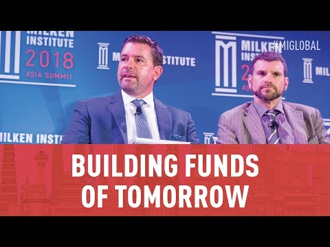 Building Funds Of Tomorrow: Technology And Talent In The Future Of Asset Management