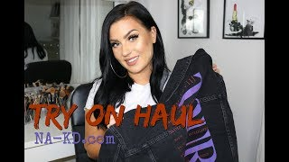 Try on haul | NA-KD
