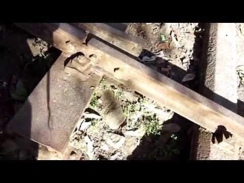 Menelusuri Kompleks Stasiun Kadukacang Kereta Api SS Rangkasbitung - Labuan