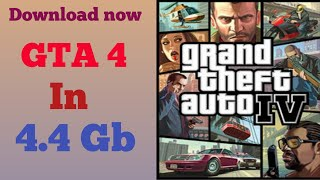 gta 4 full version download by parts