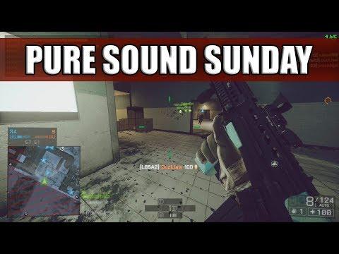 Battlefield 4 | PC | Pure Sound Sunday w/ L85A2 on Operation Locker | 42-1 thumbnail