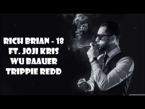 Rich Brian-18 ft  Joji Kris Wu Baauer Trippie Redd (lyrics)