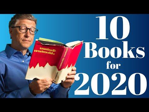 10 Self-Development Books To Read On 2020