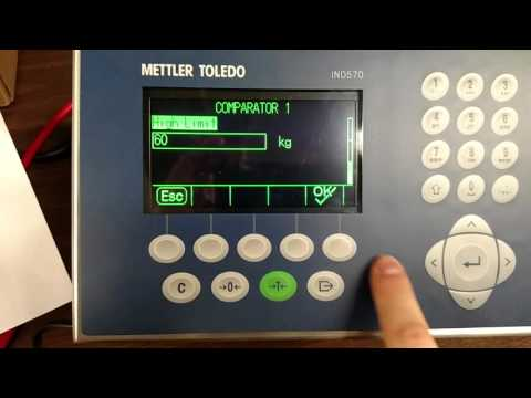 Mettler M300 Calibration By Smoggmonster1