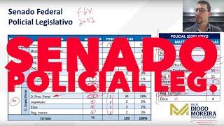 Concurso do Senado: Policial Legislativo - Como estudar!