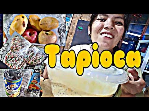 How To Make Tapioca (300 Pesos Budget)