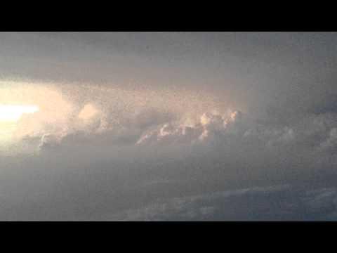 Massive Thunderstorm south of Beijing