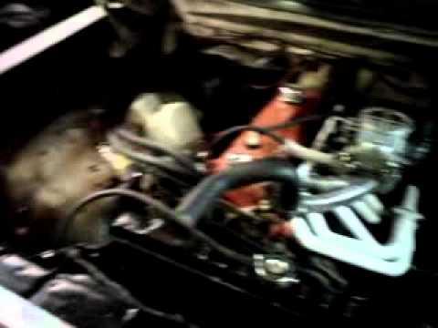 Frank\u0027s 1984 Dodge D150 - 225 slant six - Dual exhaust + Demon Carb