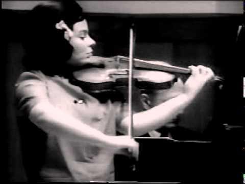 Heifetz Masterclass 2 - violin