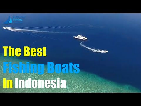 KM. SELAYAR BORNEO | The Best Fishing Boats In Indonesia | Indonesia Fishing Charter
